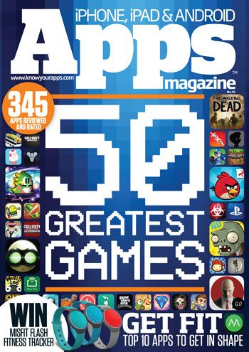 Apps Magazine is dedicated to reviewing the best iPhone, iPad and Android apps. Each issue is packed with expert buying advice for a broad range of readers. From console-quality games to enjoy for hours to five minutes of fun to enjoy on the commute to work, discover the 50 greatest games for iPhone, iPad and Android. If you would rather be out for a run than playingTemple Run, discover the best apps to stay in a shape.