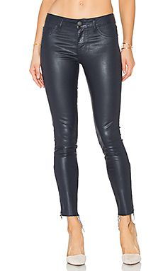 Margaux Coated Ankle Skinny