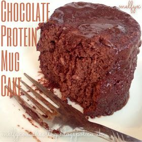 Ingredients      Makes 1 Serving     1 scoop chocolate casein or whey protein powder   1 tbsp unsweetened cocoa powder    1 tsp sweeten...