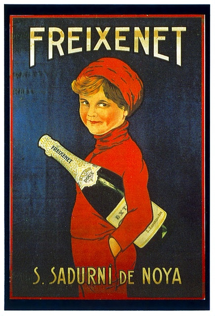Freixenet poster