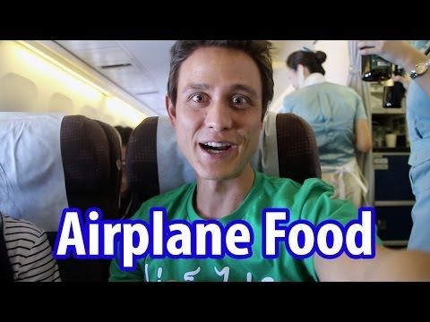 Korean Air - Is This The Best Airplane Food? - http://youtu.be/8ND3a0rpfIw