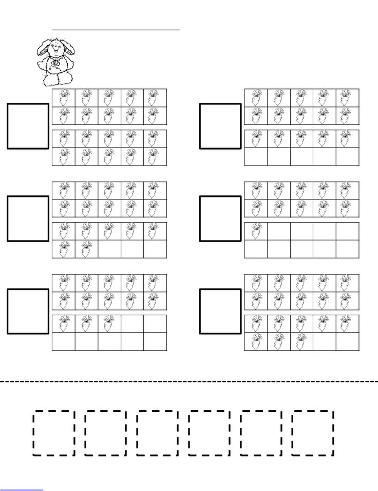 Printable Worksheets 1 to 1 correspondence worksheets : 443 best Math/Numbers images on Pinterest | School, Activities and ...