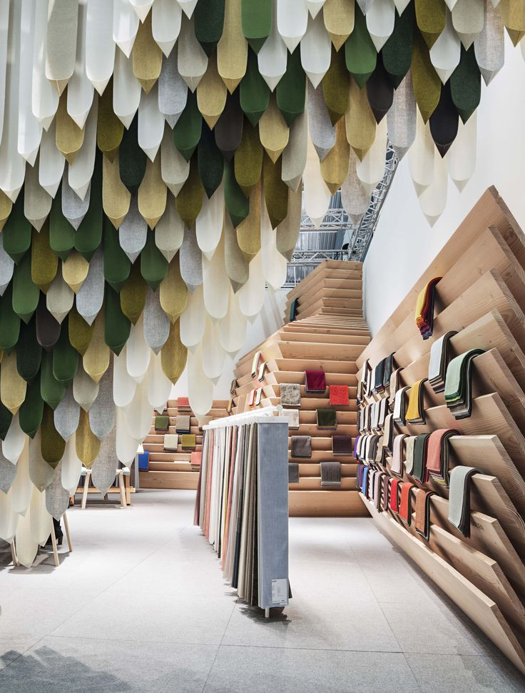 WOW - Kvadrat stand at Stockholm Furniture Fair 2014 #interiordesign - Carefully selected by @Gorgonia www.gorgonia.it
