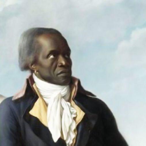 Jean-Baptiste Belley, Sénégalais devenu esclave, participa à la guerre d'indépendance américaine, puis, 1er député africain en France, obtint l'abolition
