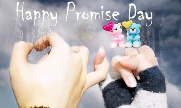 Happy Promise Day | Best Love Promise Images Pics Quotes & Sms  Happy Valentines Day 2018