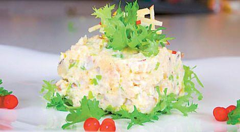 Posna salata od rotkve