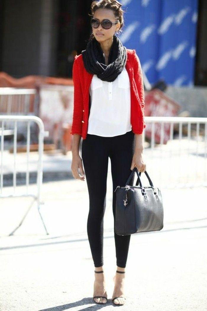 733 best images about inspiration on pinterest discover - Que porter avec un pantalon beige femme ...