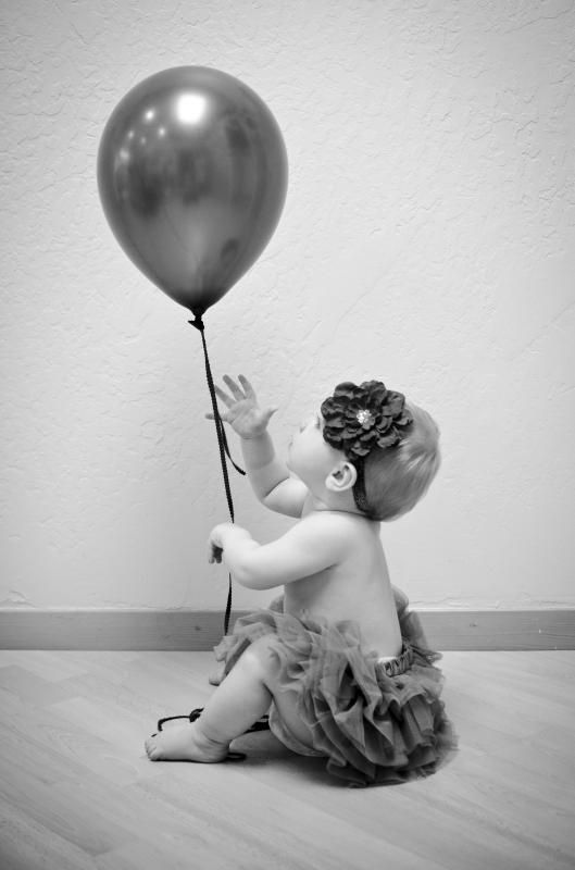First Birthday Cake Smash, Baby Photography