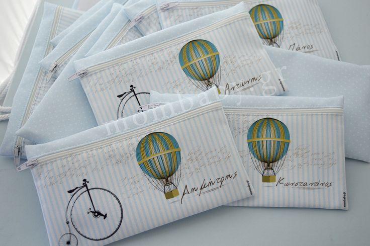 Αερόστατο vintage - MomBaby   Custom prints on fabric