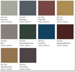 Image result for rustic brown color schemes for home exterior