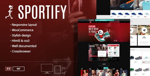 Sportify v1.8 – Gym WordPress Theme