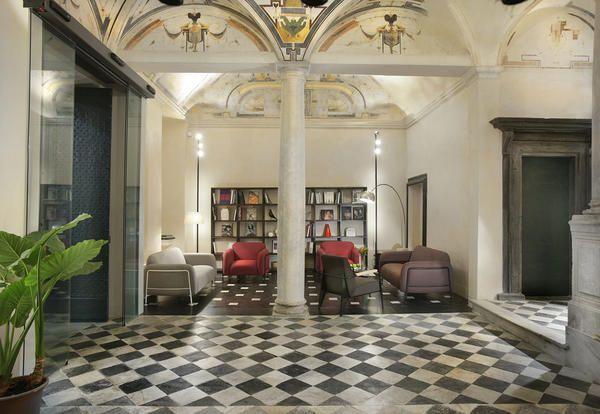 Palazzo Grillo a Genova rinasce come hotel di lusso - Elle Decor Italia