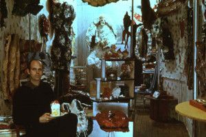 """Mr. Oldenburg in """"The Store,"""" 1962."""