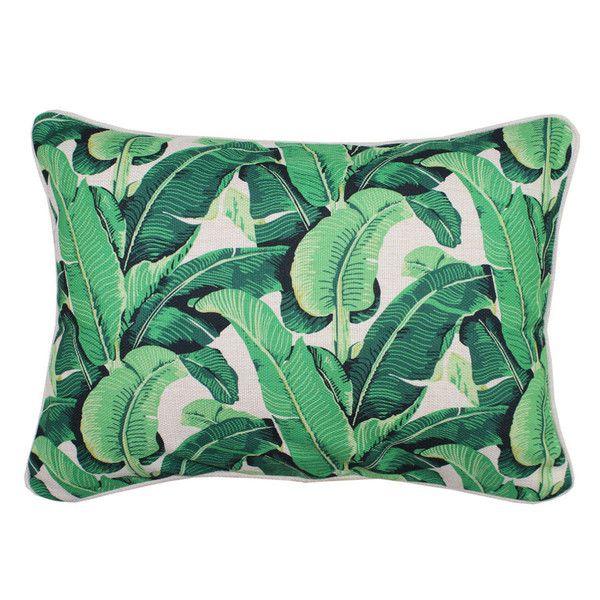 Cushion Sanctuary Banana Leaf 35x50cm