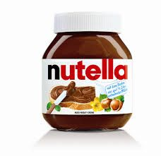 nutella for toast  When having toast my 7 year old daughter will only have Nutella