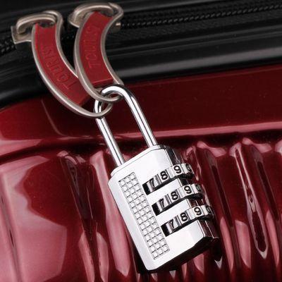 Luggage Gym Locks 3-Digit Combination Password Safe Locks