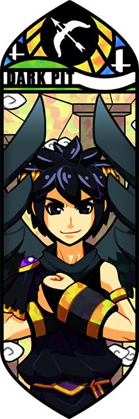 Smash Bros - Dark Pit by Quas-quas on deviantART