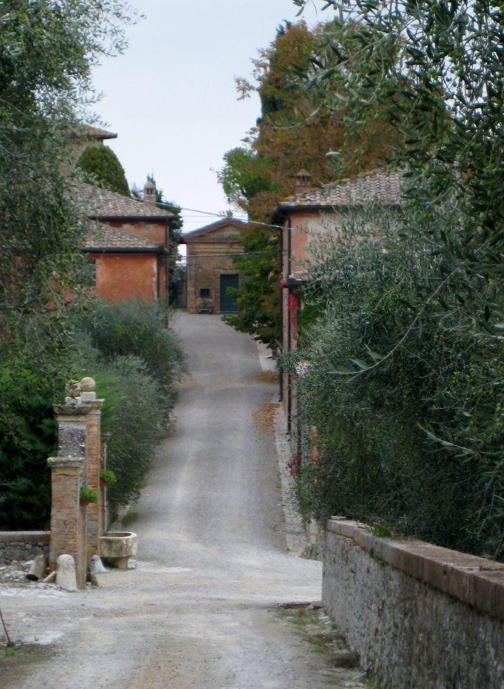 Monstegliano, Tuscany