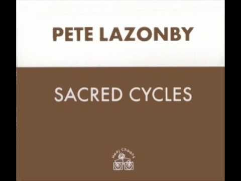 Pete Lazonby - Sacred Cycles Cass/Slide Re-cycles mix