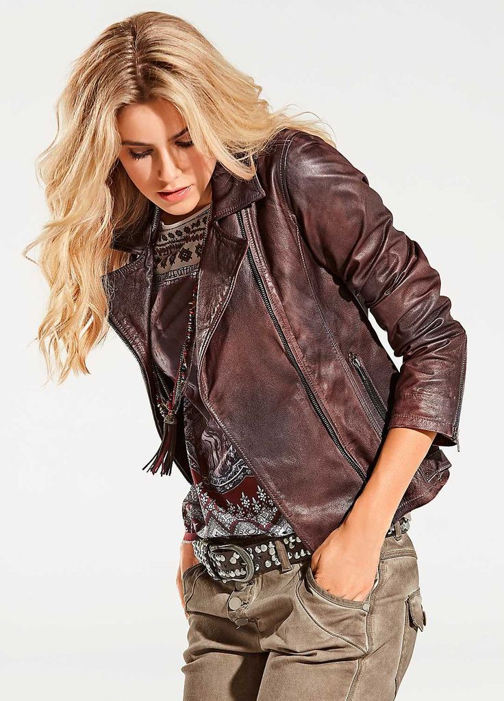 B.C. Best Connections Double Breasted Leather Jacket