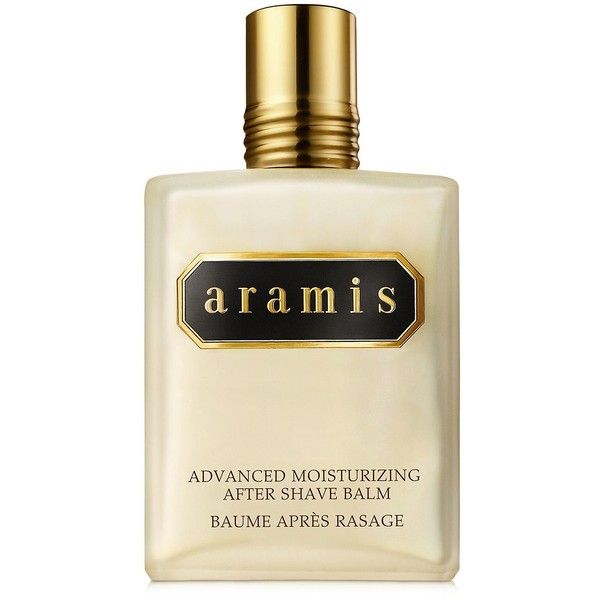 Aramis Men's Advanced Moisturizer After Shave/4.1 oz. ($56) ❤ liked on Polyvore featuring men's fashion, men's grooming and men's shaving