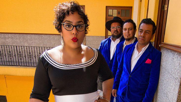 Stream La Santa Cecilia's Forthcoming Album, 'Amar Y Vivir' : NPR