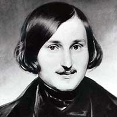 Nikolai Vasilievich Gogol (1809-1852). Russian dramatist, novelist and short story writer.