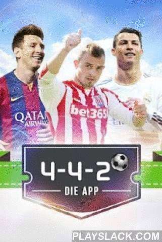 4-4-2  Android App - playslack.com , 442 Fussball bietet dir alle aktuellen Gerüchte, Transfers und News zur Super League und den europäischen Top-Ligen, sowie zu den Schweizer Söldnern.