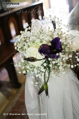 http://www.lemienozze.it/gallerie/foto-bouquet-sposa/img4933.html Fiori per il matrimonio da utilizzare nell'allestimento della chiesa