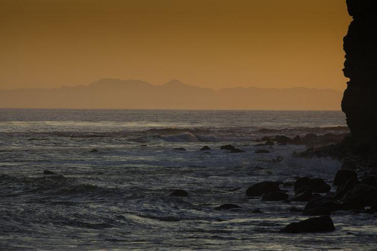Dana Point California - Sunset Ombre Sky - Linda Carlin