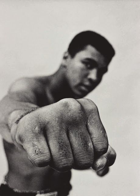 ": "" Thomas Hoepker ~ Chicago, 1966 "" such a sad day: the Greatest, the One, a MAN. here my collection: Ali """