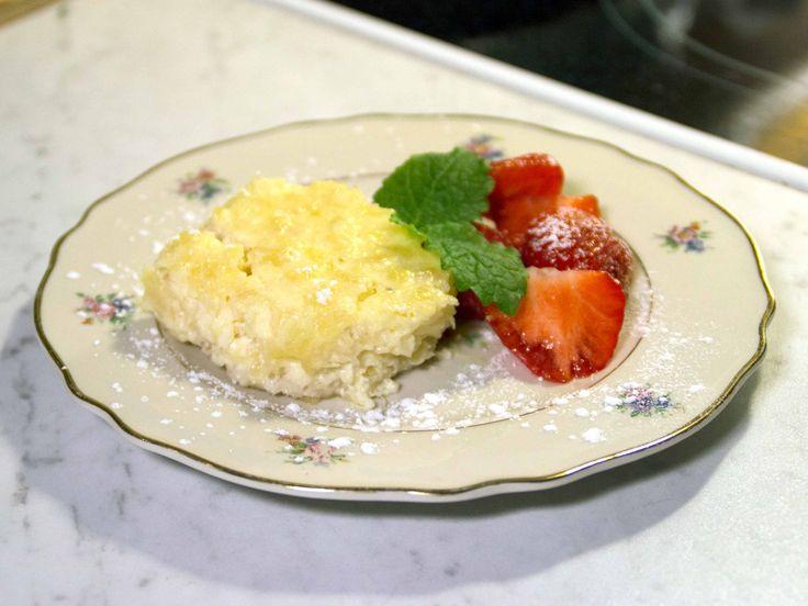 Ananaspaj toppad med Limoncello | Recept från Köket.se