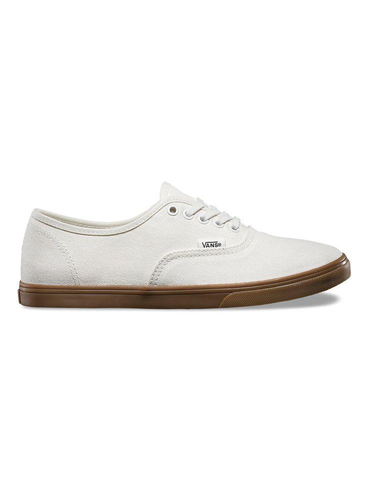 Vans Women's Lo Pro - Blanc De Blanc