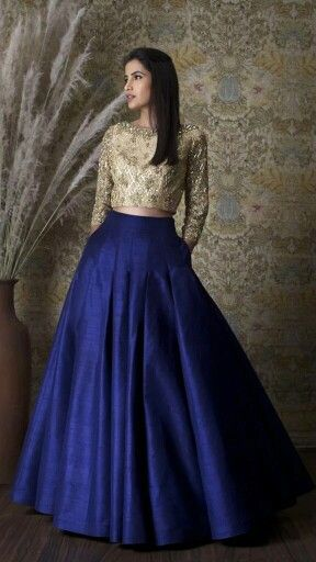 201 best images about crop-top skirt on Pinterest | India fashion week Manish and Celebrity look