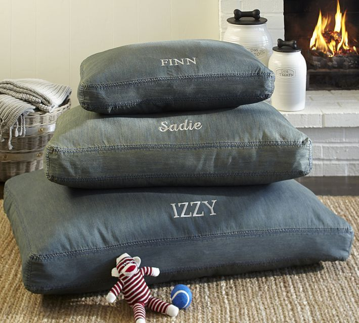 Inspirational Pottery Barn Pet Bed