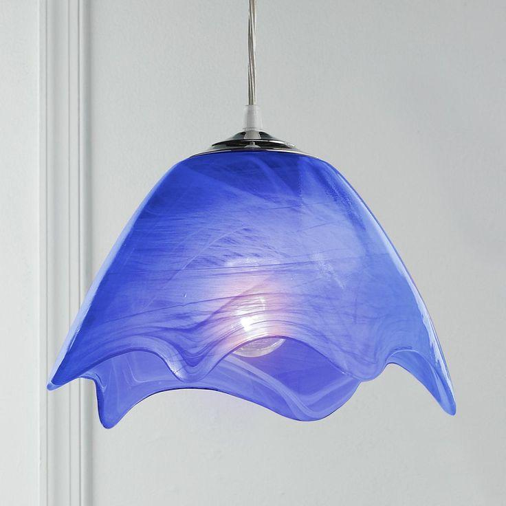 20 Best Lighting Blue Pendant Images On Pinterest