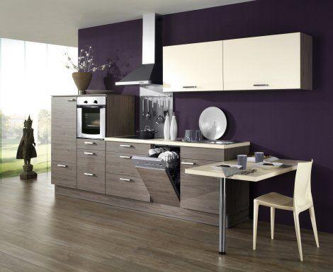 Moderní designová kuchyně Claire. Kuchyně a spotřebiče jedné značky - gorenje. #kuchyně #design #interiér #domov #gorenje