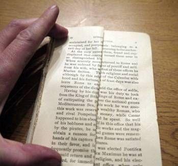 из старой книги