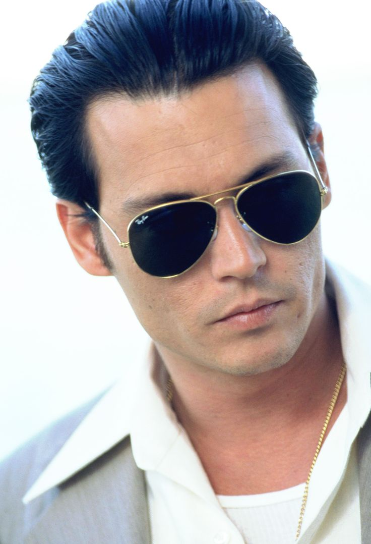 Johnny Depp in Donnie Brasco, 1997. Via http://hollywoodlady.tumblr.com/