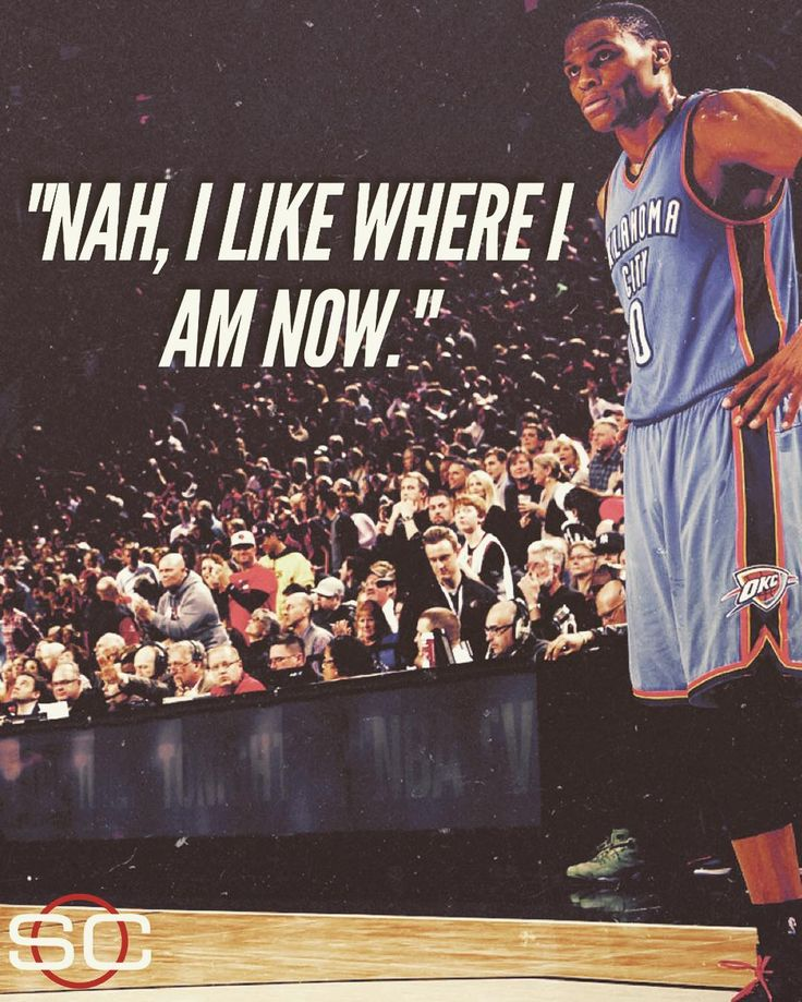 Thank You! Russell!! Thunder Up!!!