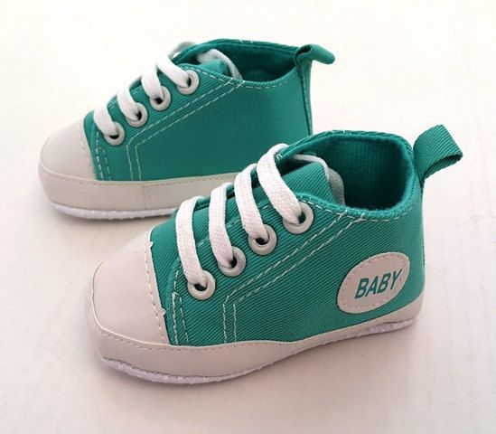 Baby High-Top Shoes - by Ermarshop on Etsy