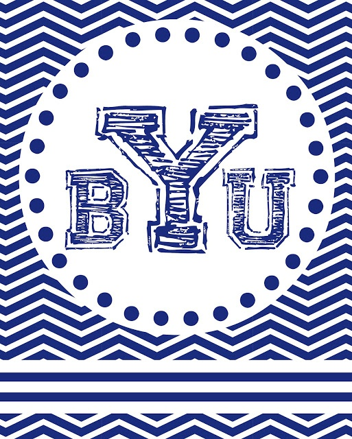 36 Best Images About BYU/Uts Birthday On Pinterest