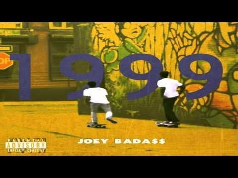 Joey Bada$$ - 'World Domination'. True #90's kid, he samples 'Pinky and the Brain' at the beginning.
