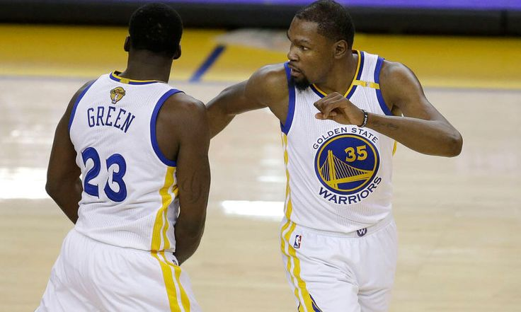 Harper | Durant playing center is Green-proof insurance Warriors need = OAKLAND, Calif. — The Golden State Warriors don't really have to worry about Draymond Green this year. His absence from Game 5 shifted the entire result of the 2016 NBA Finals. As of right now, the Warriors.....