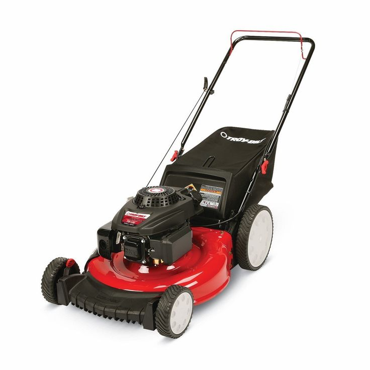 Troy-Bilt TB120 159cc Powermore 21″ 3-in-1 Wheel Push Lawn Mower Review | Hot New Product Reviews