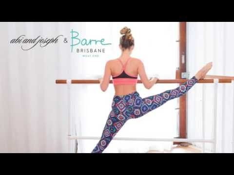 Blog - Lifestyle & Recipes - Barre Exercises - Strengthen and tone your lower body