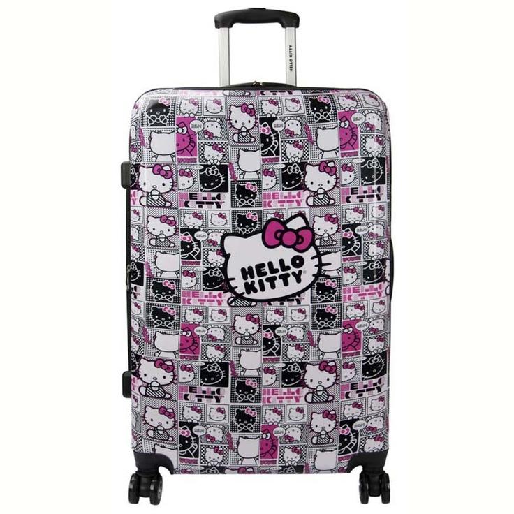 Mala Hello Kitty Comics, Sortido, G - HKCT100 - Choice Bag R$439,99