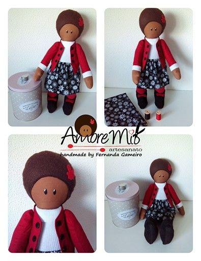 Boneca Amoremio # Amoremio doll