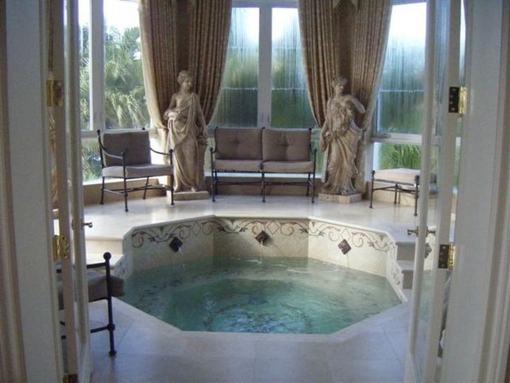 17 best Indoor jacuzzi images on Pinterest | Bathrooms, Dream ...