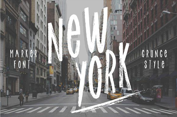 New York Font! by Latin Vibes on @creativemarket